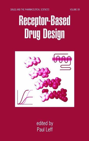 Receptor - Based Drug Design book cover