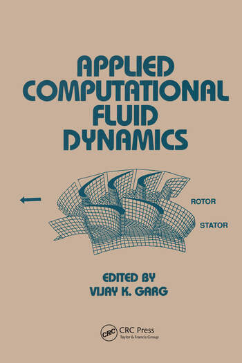 Applied Computational Fluid Dynamics book cover