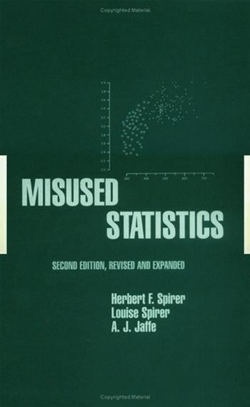 Misused Statistics book cover