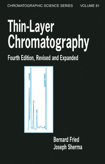 Thin-Layer Chromatography, Revised And Expanded book cover