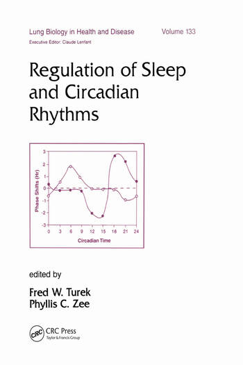 Regulation of Sleep and Circadian Rhythms book cover