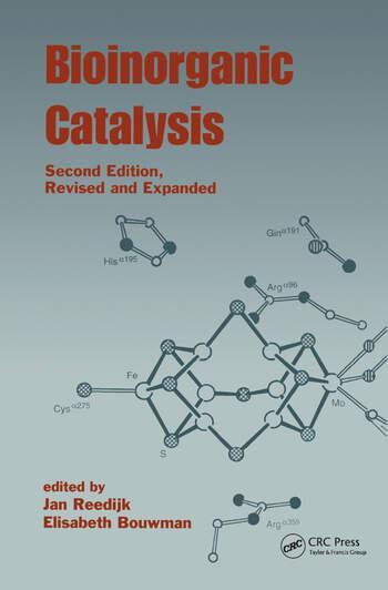 Bioinorganic Catalysis book cover