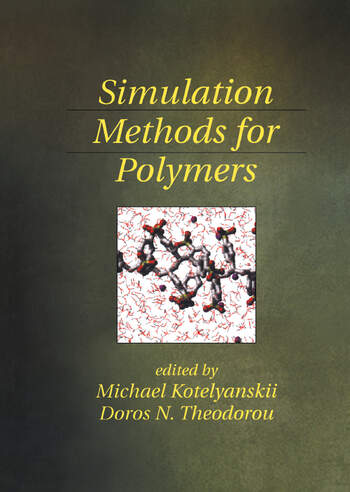 Simulation Methods for Polymers book cover