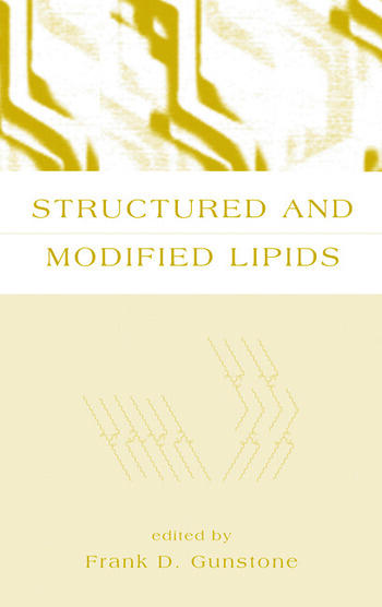 Structured and Modified Lipids book cover