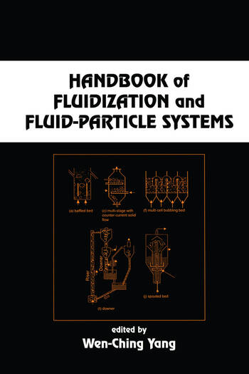 Handbook of Fluidization and Fluid-Particle Systems book cover
