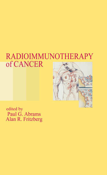 Radioimmunotherapy of Cancer book cover