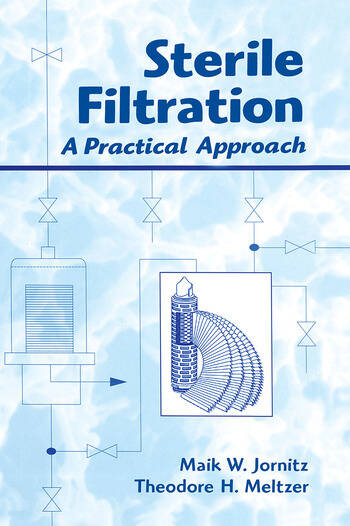 Sterile Filtration A Practical Approach book cover