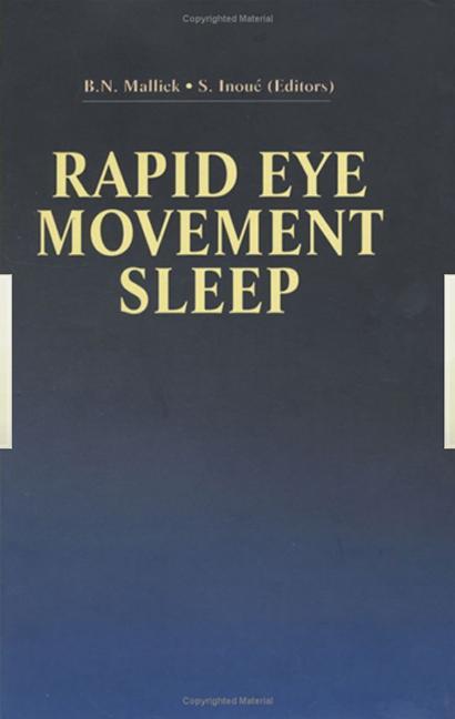 Rapid Eye Movement Sleep book cover