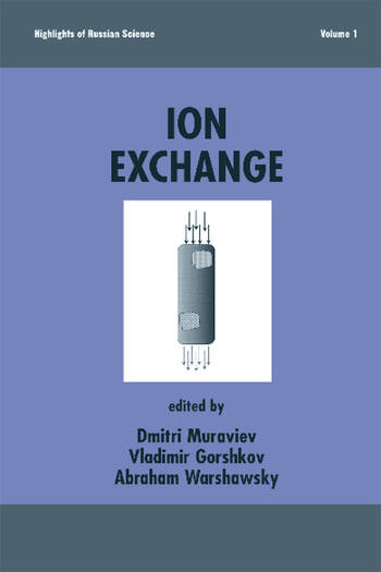 Ion Exchange Highlights Of Russian Science book cover