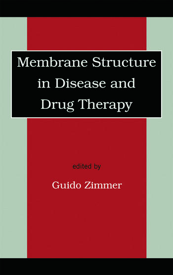 Membrane Structure in Disease and Drug Therapy book cover