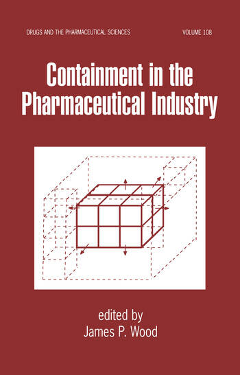 Containment in the Pharmaceutical Industry book cover