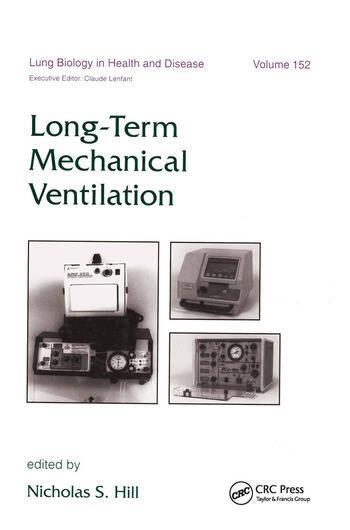 Long-Term Mechanical Ventilation book cover