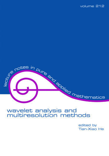 Wavelet Analysis and Multiresolution Methods book cover