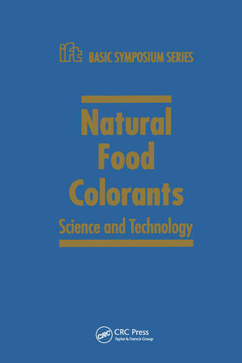 Natural Food Colorants Science and Technology book cover