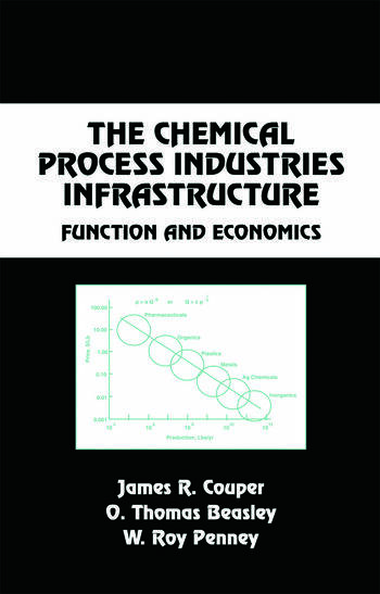 The Chemical Process Industries Infrastructure Function and Economics book cover