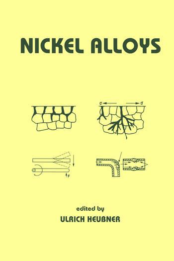 Nickel Alloys book cover