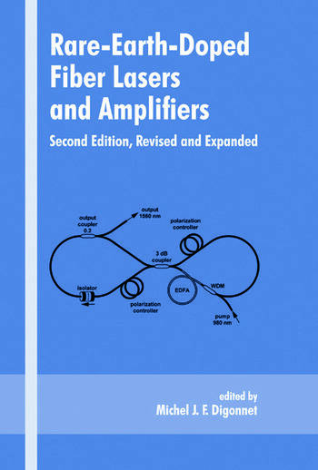 Rare-Earth-Doped Fiber Lasers and Amplifiers, Revised and Expanded book cover