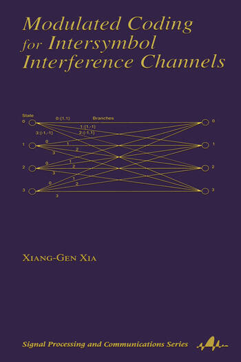Modulated Coding for Intersymbol Interference Channels book cover