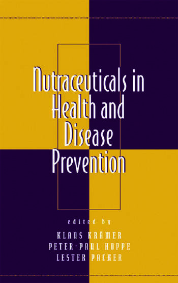 Nutraceuticals in Health and Disease Prevention book cover