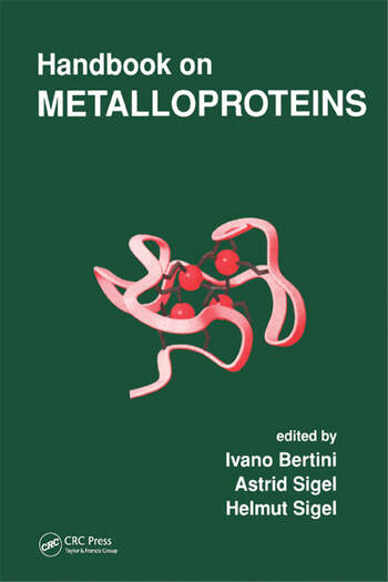 Handbook on Metalloproteins book cover