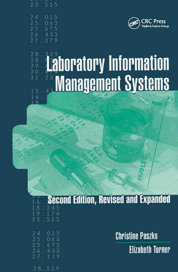 Laboratory Information Management Systems book cover