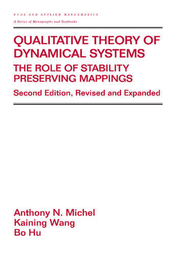 Qualitative Theory of Dynamical Systems book cover