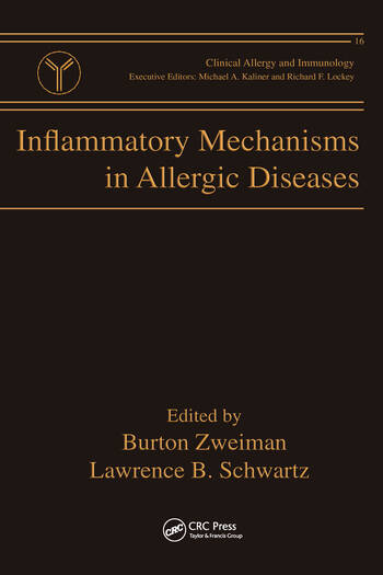 Inflammatory Mechanisms in Allergic Diseases book cover