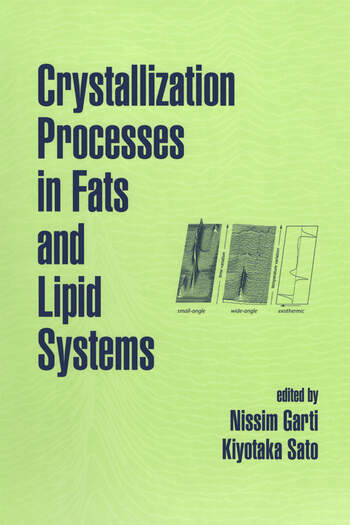 Crystallization Processes in Fats and Lipid Systems book cover