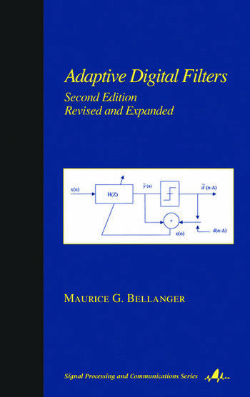 Adaptive Digital Filters book cover