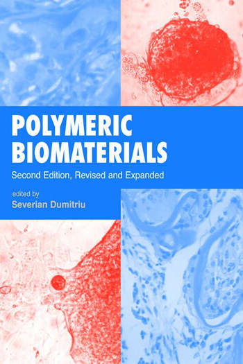 Polymeric Biomaterials, Revised and Expanded book cover