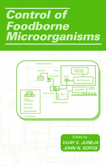 Control of Foodborne Microorganisms book cover