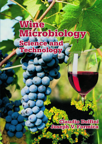 Wine Microbiology Science and Technology book cover
