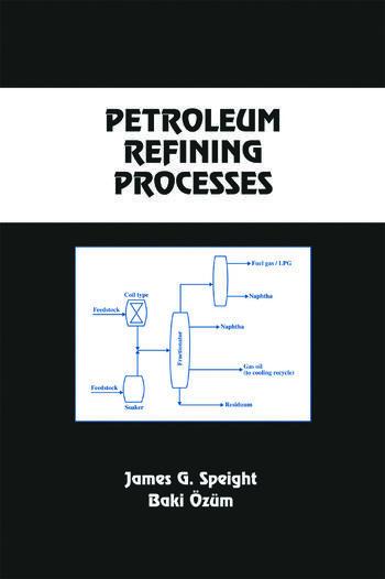 Petroleum Refining Processes book cover