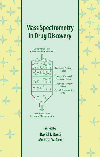 Mass Spectrometry in Drug Discovery book cover