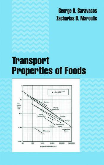 Transport Properties of Foods book cover
