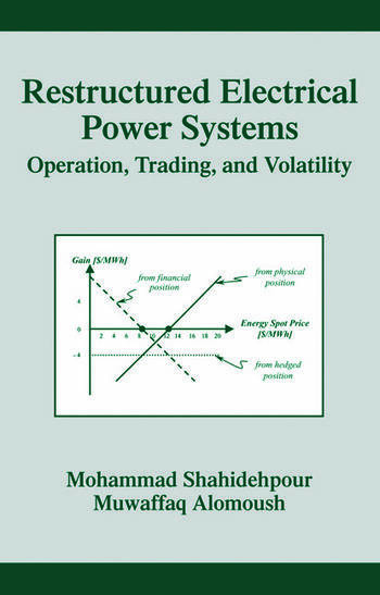 Restructured Electrical Power Systems Operation: Trading, and Volatility book cover