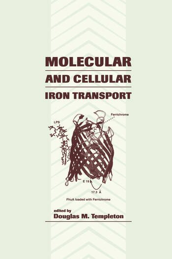 Molecular and Cellular Iron Transport book cover