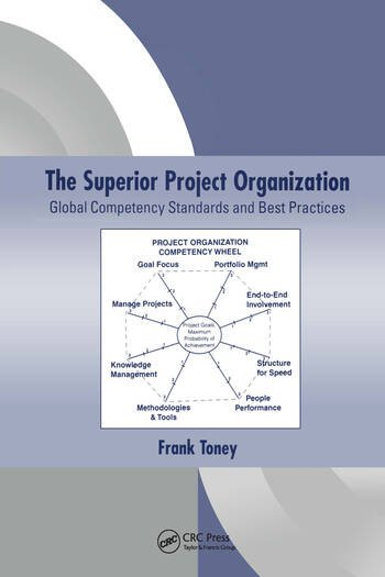 The Superior Project Organization Global Competency Standards and Best Practices book cover