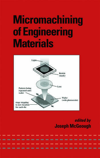 Micromachining of Engineering Materials book cover