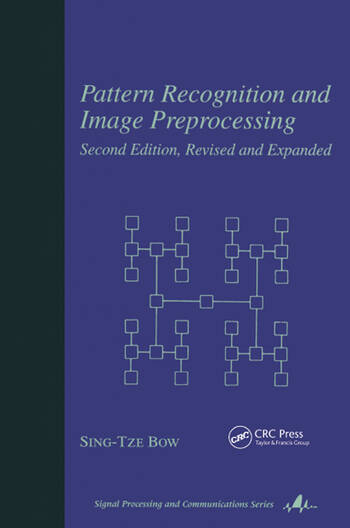 Pattern Recognition and Image Preprocessing book cover