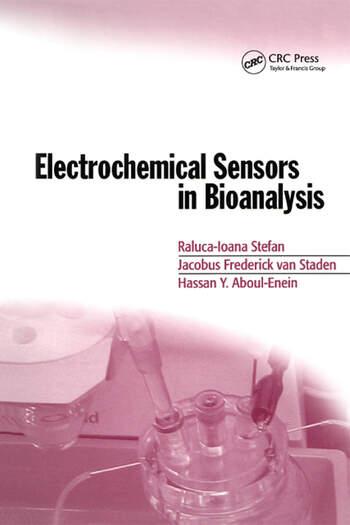 Electrochemical Sensors in Bioanalysis book cover