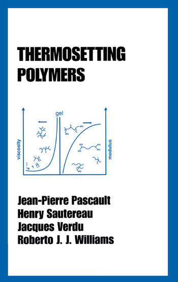 Thermosetting Polymers book cover