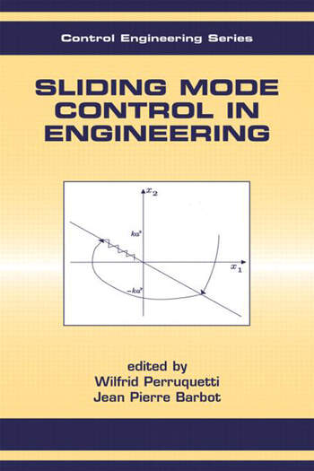 Sliding Mode Control In Engineering book cover