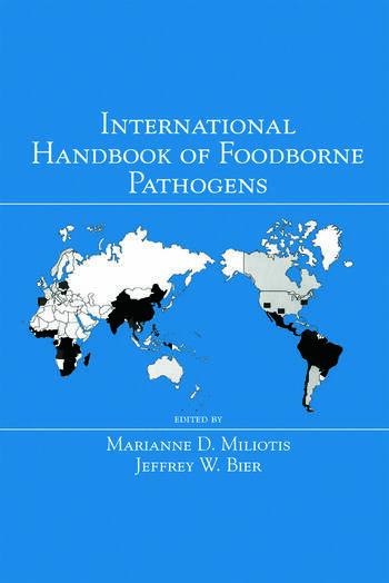 International Handbook of Foodborne Pathogens book cover