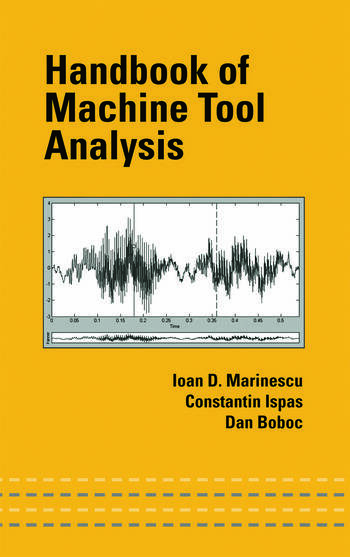 Handbook of Machine Tool Analysis book cover