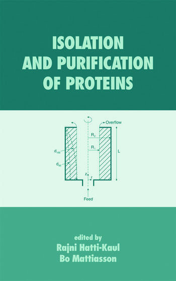 Isolation and Purification of Proteins book cover