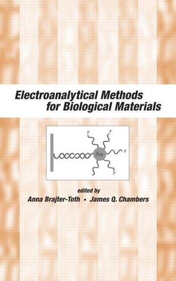 Electroanalytical Methods Of Biological Materials book cover