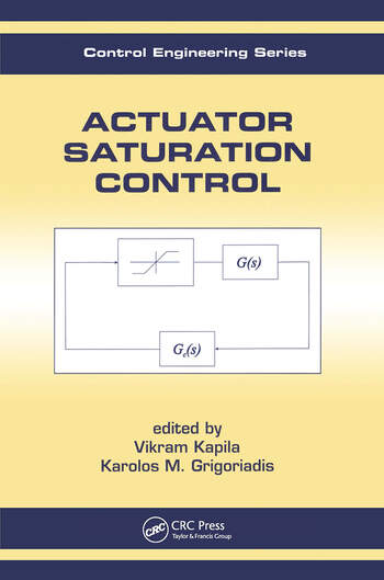 Actuator Saturation Control book cover
