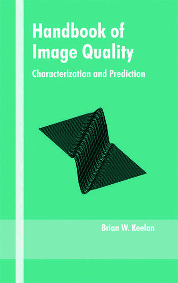 Handbook of Image Quality Characterization and Prediction book cover