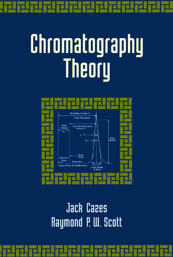 Chromatography Theory book cover